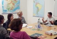 Teilnehmer Sprachkurse Karlsruhe - Französischkurse