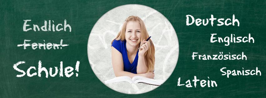 Schülerin aus Karlsruhe Rüppurr, Nachhilfe Englisch, Französisch, Spanisch, Deutsch, Latein