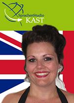 Dozentin Merryn für Business Englisch Sprachkurse in Karlsruhe