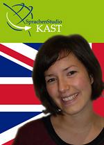 Sprachtrainerin Fleur für Anfänger Englischkurse in Karlsruhe