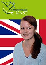 Sprachtrainerin Gemma für Englisch Sprachkurse in Karlsruhe