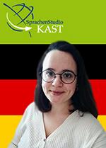 Theresa Sprachschule Karlsruhe Deutschkurse und Englischkurse sowie Nachhilfe SprachenStudio KAST