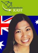 Sprachtrainerin Janelle für Englisch Sprachkurse in Karlsruhe