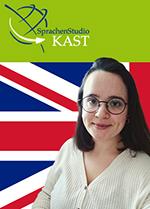 Sprachtrainerin Theresa für Englisch Sprachkurse in Karlsruhe
